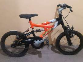 Vendo bicicleta cross rod 16 marca KOVAL IMPECABLE!!!