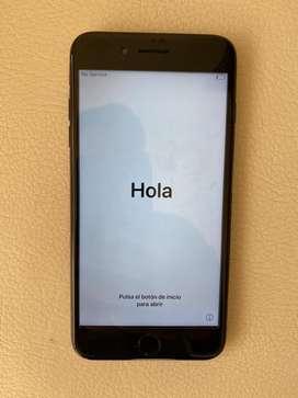 Iphone 7 plus 32 gb negro mate falla con el auricular y speaker