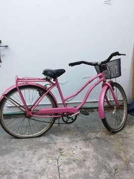 Bicicleta mujer.rod 26