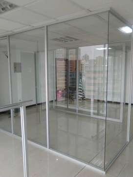 Acabados en Aluminio Y Vidrio Templado