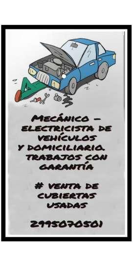Mecánica Y Eléctricidad