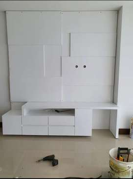 Se vende mueble para Tv multimedia Usado