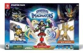 Videojuego Switch Skylanders Imaginators Starter Pack
