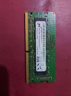 Stick Memoria Ram 8GB DDR4 3200 MHz Micron