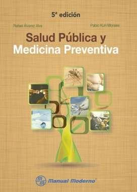 Libro Salud Publica Y Medicina Preventiv