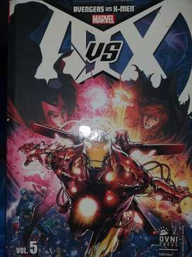 Comic Avengers vs X-Men vol. 5