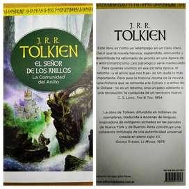 REMATO Colección J.R.R.Tolkien Editorial Planeta