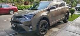 Toyota Rav4 2017, Mecanico, 4x2, Motor 2000cc, Gasolina y Glp recien instalado, Impecable