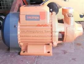 Bomba periférica para agua 1 HP electrobomba Trupper