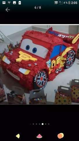 Piñata cars