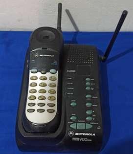 telefono inalambrico  fijo MOTOROLA