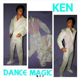 JUGUETE BARBIE KEN DANCE MAGIC VESTIMENTA PARA KEN