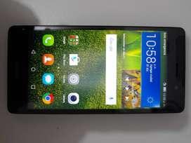 Vendo Huawei P8 Lite / 4G / 16Gb / 2gb RAM / Mica de Vidrio / Detalle