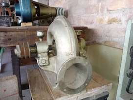Soplador de aire, industrial
