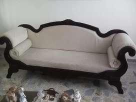 Vendo sofa isabelino nuevo
