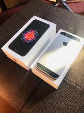 Iphone SE 32 gb 89% bateria. Poco uso