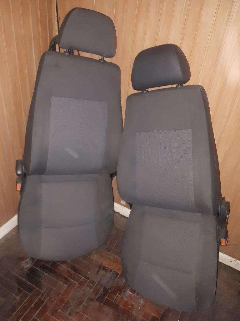 Butacas Volkswagen Gol 0