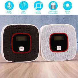 Sensor Alarma Detector Inteligente Monoxido De Carbono