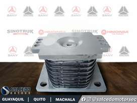 SINOTRUK CAUCHO SUSPENSION PAQUETE 336 / 371 / 420