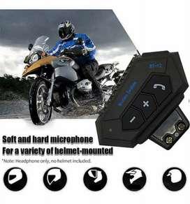 Bluetooth para moto