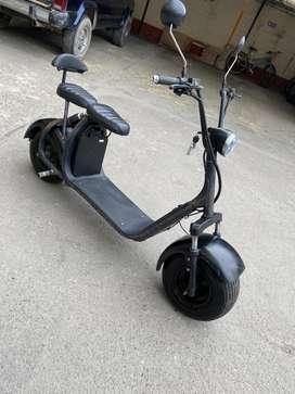 Remato moto electrica 40km de autonomía