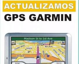 ACTUALIZACIONES GPS GARMIN. INSTALACION INTEGRAL DE ADVERTENCIAS !