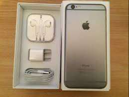 Iphone 6s Plus 64Gb Silver Impecable en Caja Completo