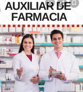 Auxiliar de Farmacia y Enfermería