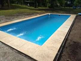 Cabaña con piscina de uso exclusivo