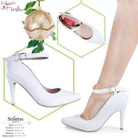 Zapatos para mujer tacones tallas desde 34 al 40