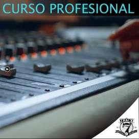 CURSO DE PRODUCCIÓN MUSICAL PROFESIONAL