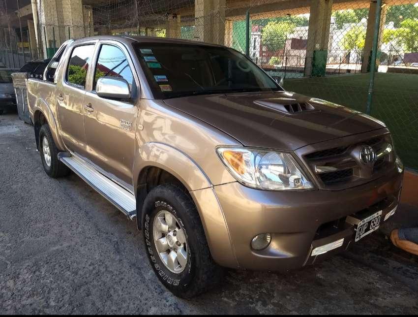 Toyota Hilux srv 3.0 TDI 4x4 0