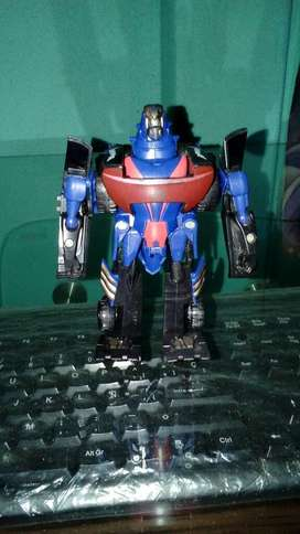 Transformers Animated Lockdown