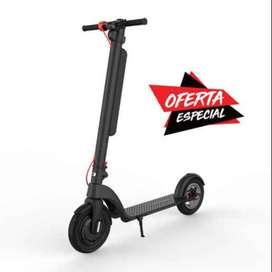 Scooter eléctrico para grandes distancias