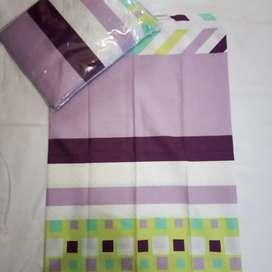 Sábanas cortinas y toallas