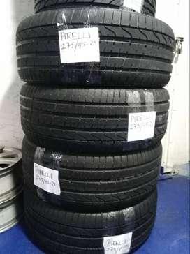 Llantas Pirelli 275/45-R-21