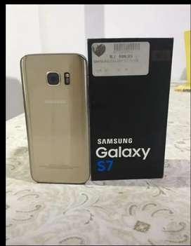 Samsung S7 Display Dañado