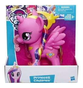 My Little Pony Friendship Magic Pequeño Pony con Peine Hasbro