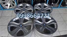 4 Aros Nuevos BMW R19 Originales Made in Czech Rep. 5 Huecos 120mm. iTyres