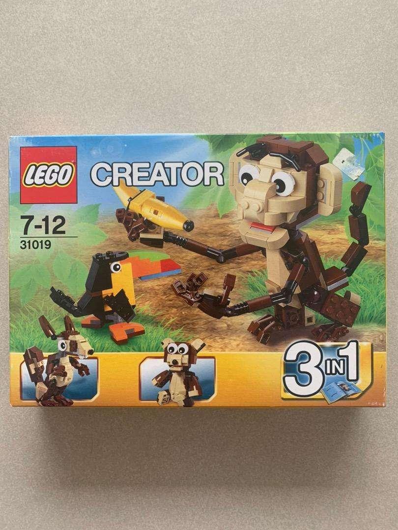 LEGO CREATOR 31019 - 100% ORIGINAL Y COMPLETAMENTE NUEVO 0