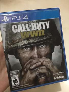 Call of duty ww2 para ps4