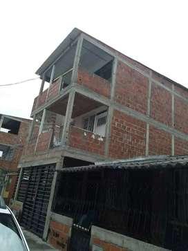 Se vende casa en Ciudad del campo a 10 minutos de Cali