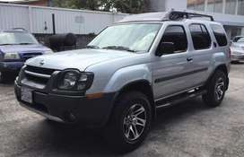 NISSAN XTERRA AÑO 2002 GASOLINA MANUAL