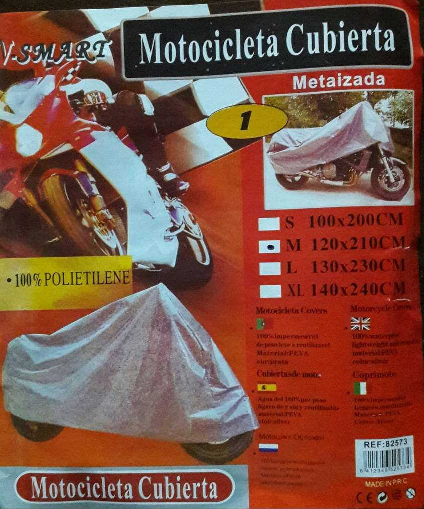 Cobertor para motos y bicicletas 0