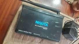 Router wifi NISUTA