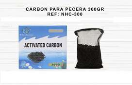 Carbon Activado Filtrante Para Acuarios 300 G