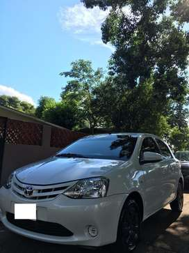 Toyota Etios Impecable