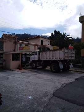 Servicio de volqueta desalojos 09982,40568 retiro de escombros