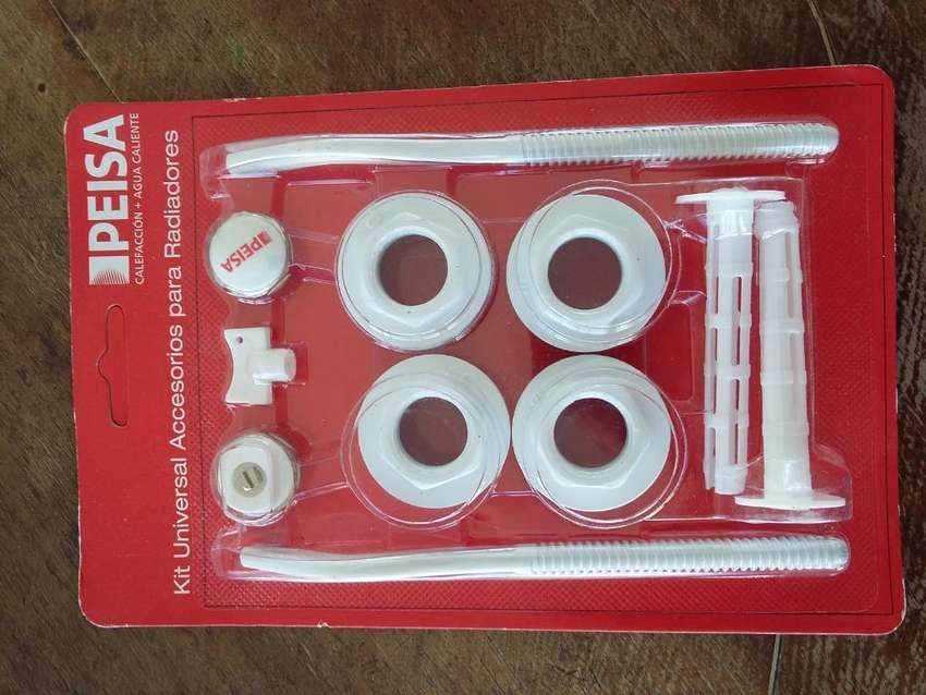 Kit Universal Instalacion Radiador Peisa 0