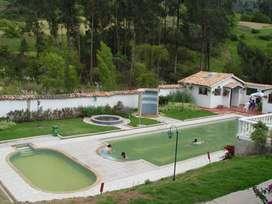 Balneario La Casona de San Luis - Termas